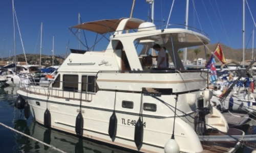 Image of Adagio 40 Sundeck for sale in Spain for €169,000 (£150,176) PALMA DE MALLORCA, Spain