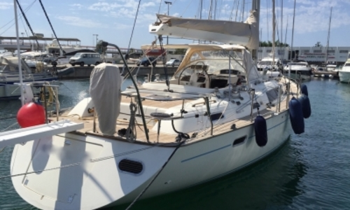 Image of Moody 54 for sale in Spain for €295,000 (£265,586) PALMA DE MALLORCA, Spain