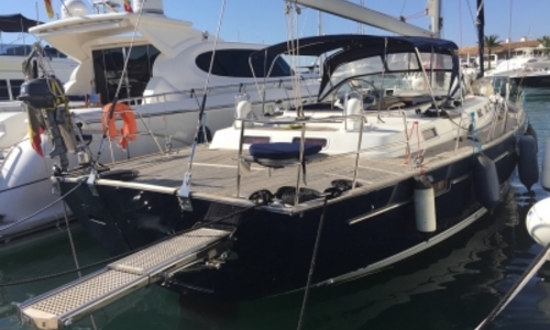 Image of Beneteau Oceanis 57 for sale in Spain for €425,000 (£372,294) PALMA DE MALLORCA, Spain