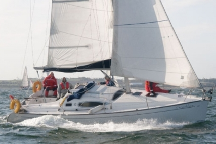 Kirie Feeling 32 for sale in Germany for €38,000 (£33,301)