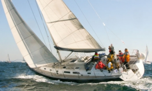 Image of Hanse 411 for sale in Germany for €94,900 (£83,537) HEILIGENHAFEN, Germany