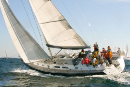 Hanse 411 for sale in Germany for €94,900 (£82,672)