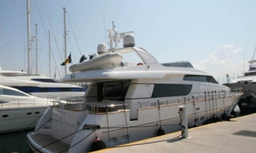Image of San Lorenzo 72 for sale in Greece for €2,700,000 (£2,366,656) ATHENS, Greece