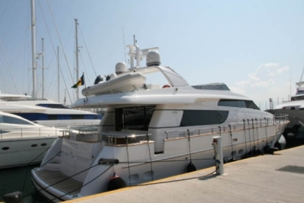 San Lorenzo 72 for sale in Greece for €2,700,000 (£2,394,636)