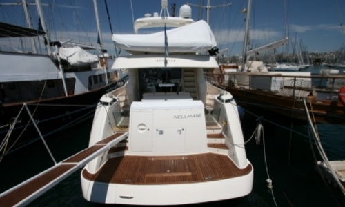 Image of Aicon 56 for sale in Greece for €750,000 (£667,759) ATHENS, Greece
