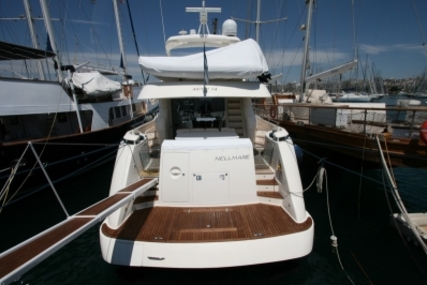 Aicon 56 for sale in Greece for €750,000 (£659,271)
