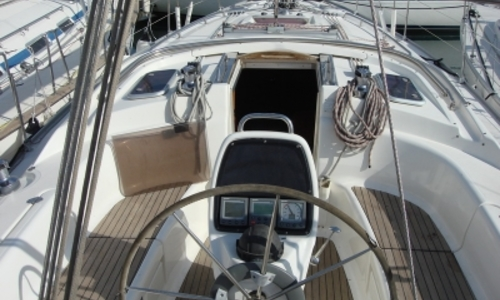 Image of Bavaria 38 Cruiser for sale in Greece for €65,000 (£57,217) ATHENS, Greece