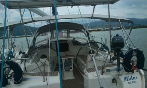 Image of Bavaria Yachts 46 Cruiser for sale in Greece for €109,000 (£97,890) CORFU, Greece