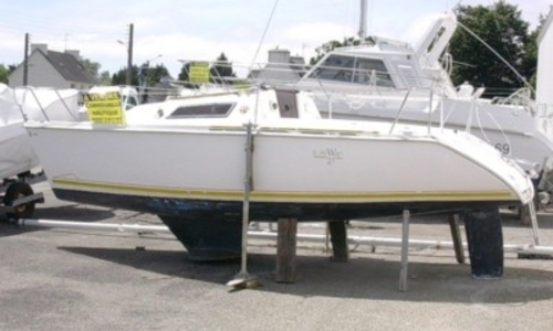 Image of Jeanneau Sun Way 21 for sale in France for €2,500 (£2,201) BREST, France