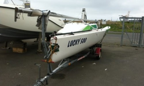 Image of Boatique LUCKY 500 for sale in France for €8,000 (£7,070) BREST, France