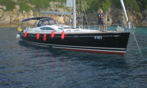 Image of Jeanneau Sun Odyssey 54 DS for sale in Italy for €300,000 (£265,833) NETTUNO, Italy
