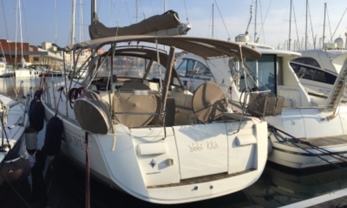 Image of Jeanneau Sun Odyssey 409 for sale in Italy for €145,000 (£127,854) SALERNO, Italy