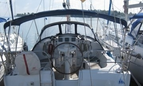 Image of Jeanneau Sun Odyssey 35 for sale in Greece for €52,900 (£46,924) CORFU, Greece