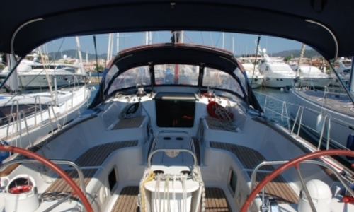 Image of Jeanneau Sun Odyssey 54 DS for sale in Turkey for €222,000 (£198,204) MARMARIS, Turkey
