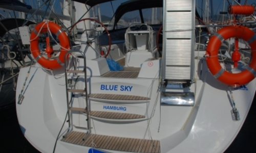 Image of Jeanneau Sun Odyssey 53 for sale in Italy for €219,900 (£195,406) CASTELLAMMARE DI STABIA, Italy