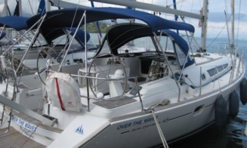 Image of Jeanneau Sun Odyssey 45 for sale in Greece for €99,900 (£89,739) GOUVIA MARINA, Greece