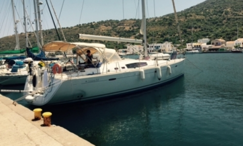 Image of Beneteau Oceanis 54 for sale in Israel for €249,000 (£222,083) Israel