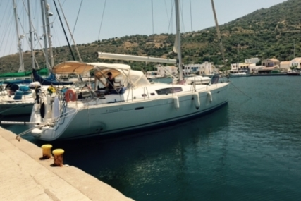 Beneteau Oceanis 54 for sale in Israel for €249,000 (£220,364)
