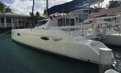 Image of Fountaine Pajot Lavezzi 40 for sale in Bahamas for €175,000 (£154,646) Bahamas