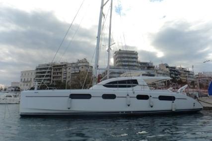 Robertson and Caine Leopard 46 for sale in Greece for €370,000 (£331,601)