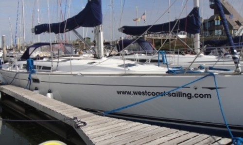 Image of Jeanneau Sun Odyssey 49 for sale in Belgium for €129,000 (£113,831) NIEUWPOORT, Belgium