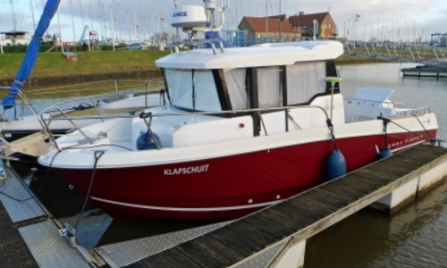 Image of Jeanneau Merry Fisher 755 Marlin for sale in Belgium for €42,000 (£36,888) NIEUWPOORT, Belgium