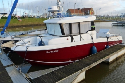 Jeanneau Merry Fisher 755 Marlin for sale in Belgium for €39,000 (£34,395)