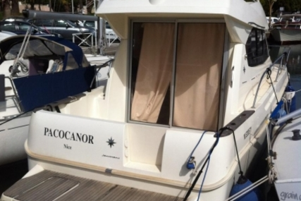 Jeanneau Merry Fisher 8 for sale in France for €66,900 (£59,281)