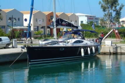 Jeanneau Sun Odyssey 54 DS for sale in Greece for €190,000 (£162,795)