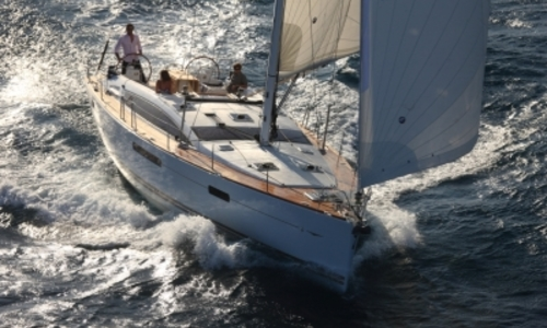 Image of Jeanneau Sun Odyssey 53 for sale in France for €259,000 (£229,502) ANTIBES, France