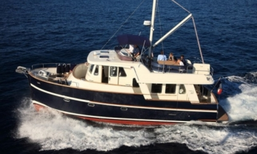 Image of Rhea Marine 47 Trawler for sale in France for €650,000 (£573,041) AJACCIO, France