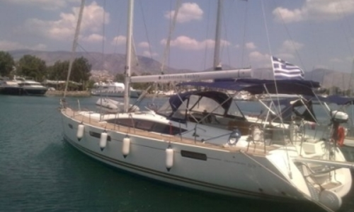 Image of Jeanneau Sun Odyssey 53 Shallow Draft for sale in Greece for €250,000 (£223,164) ATHENS, Greece