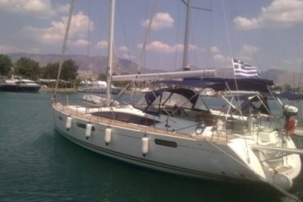 Jeanneau Sun Odyssey 53 Shallow Draft for sale in Greece for €250,000 (£219,425)