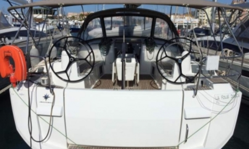 Image of Jeanneau Sun Odyssey 509 for sale in France for €250,000 (£223,202) HYERES, France