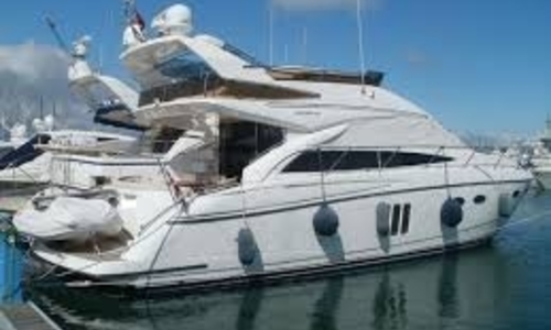 Image of Princess 54 for sale in Italy for €500,000 (£440,133) ANCONA, Italy