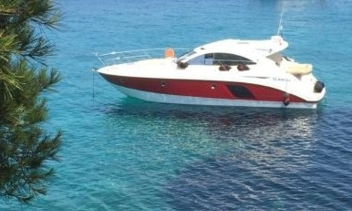 Image of Beneteau Monte Carlo 47 Hard Top for sale in France for €215,833 (£189,309) BANDOL, France