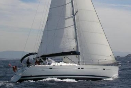 Beneteau Oceanis 473 for sale in France for €99,000 (£87,395)