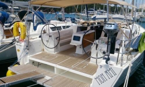 Image of Dufour 410 GRAND LARGE for sale in Croatia for €160,000 (£141,056) PULA, Croatia