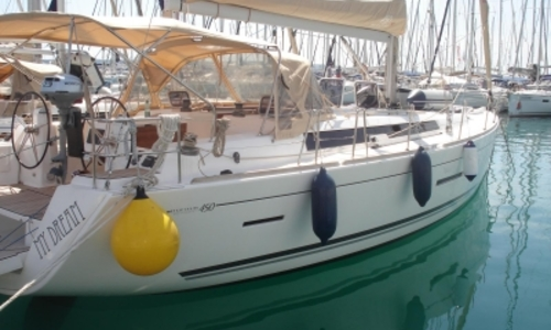 Image of Dufour 450 Grand Large for sale in Croatia for €199,500 (£174,495) SPLIT, Croatia
