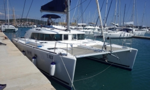 Image of Lagoon 440 for sale in Croatia for 300.000 € (262.160 £) SEGET DONJI, Croatia