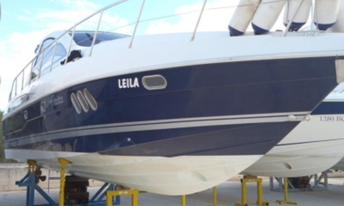 Image of Airon Marine 4300 T-Top for sale in Croatia for €169,000 (£152,480) SEGET DONJI, Croatia