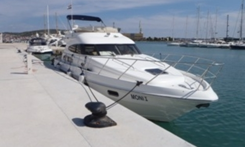 Image of Sealine T47 for sale in Croatia for €149,800 (£133,263) SEGET DONJI, Croatia