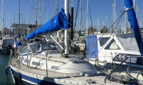 Image of Hallberg-Rassy 31 for sale in France for €79,000 (£70,477) LA ROCHELLE, France