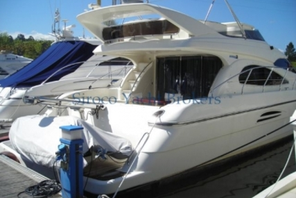 Astondoa 54 GLX for sale in Portugal for €465,000 (£415,305)