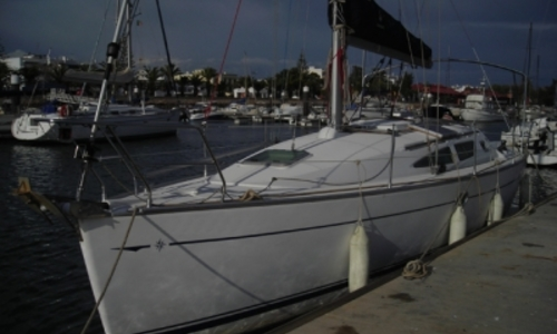Image of Jeanneau Sun Odyssey 35 for sale in Portugal for €79,000 (£69,941) LISBON, Portugal