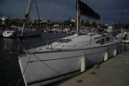 Jeanneau Sun Odyssey 35 for sale in Portugal for €76,000 (£67,415)