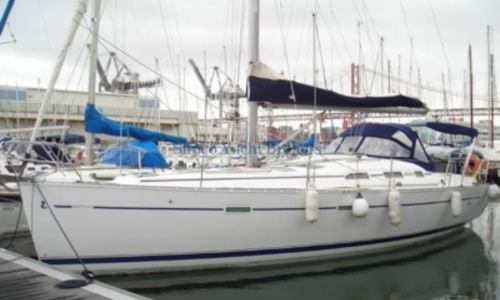 Image of Beneteau Oceanis 393 for sale in Portugal for €80,000 (£71,369) LISBON, Portugal