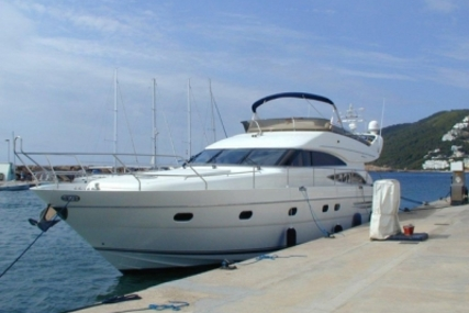 Princess 61 for sale in Spain for €395,000 (£348,232)