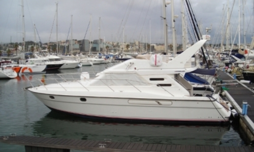 Image of Fairline Phantom 41 for sale in Portugal for €95,000 (£83,621) LISBON, Portugal