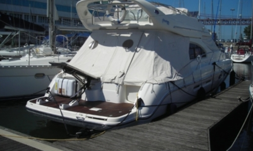 Image of Cranchi Atlantique 40 for sale in Portugal for €210,000 (£184,193) LISBON, Portugal